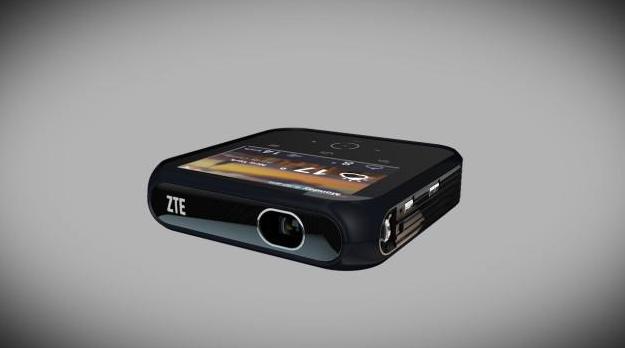 Hotspot Projector