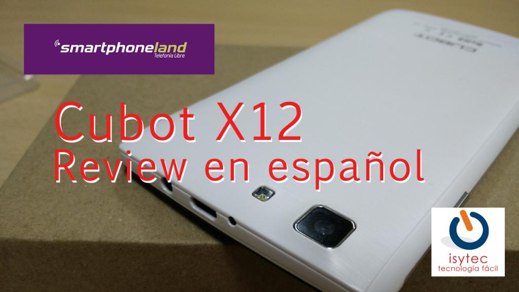 Cubot-X12